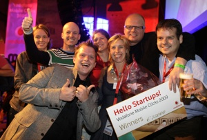 Populaire Android-dienst Layar winnaar van Vodafone Mobile Clicks 2009