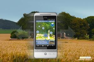 Binnenkort op Android: zoeken naar loopgraven en begraafplaatsen