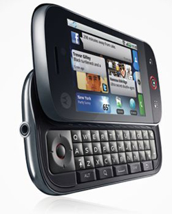 Motorola wil de komende maanden 10 nieuwe Android-telefoons uitbrengen