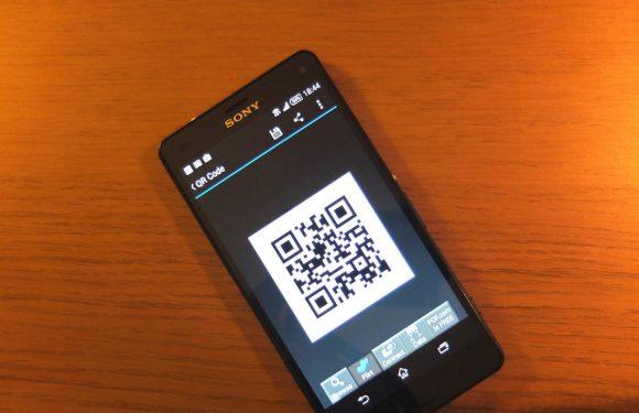 QR-codes scannen met je Android-toestel