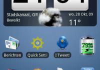 Android Agenda Widget toont afspraken overzichtelijk op je homescreen