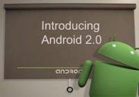 Android 2.1 naar de T-Mobile G1 geport (deze keer geen grap)