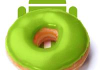 Nederlandse uitrol van Android 1.6 Donut begonnen?