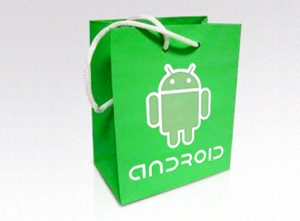 android market bag