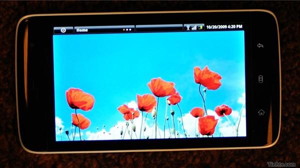 Dell Streak: geen Android 2.1, maar wel Android 2.2