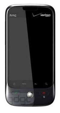 HTC Droid Eris officieel aangekondigd en uitgepakt