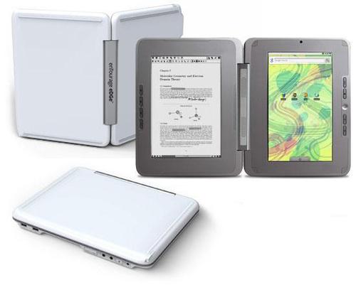 enTourage eDGe: Android-tablet en ebooklezer