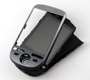 HTC Tattoo Review: hinkt op twee gedachten