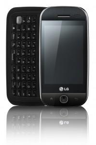 lg gw620 android telefoon