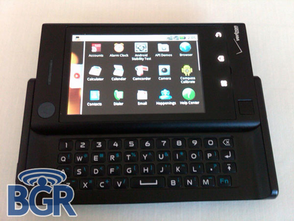 Motorola Calgary: derde Android-toestel van Motorola
