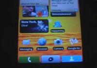 Gehackt: Motorola Blur op een G1