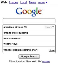 Google verbetert mobiele zoekfuncties voor Android