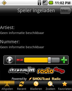 Review: Nederlandse Android-applicatie Stream Live Radio