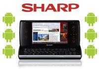 Sharp gaat Android-toestellen in Japan uitbrengen