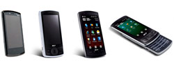 acer smartphone lineup