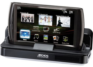 archos internet tablet android
