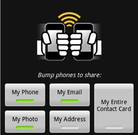 bump voor android