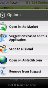 Dit kun je bij een applicatie doen.
