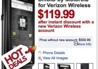 Motorola Droid in prijs verlaagd naar $120