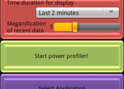 PowerTutor voor Android laat energieverbruik van apps zien