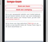Tempo-Team gaat mobiele apps voor Android en iPhone maken