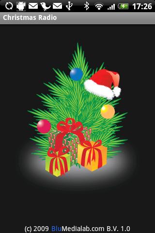 Christmas Radio: altijd en overal genieten van kerstmuziek