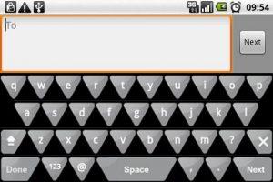 Crocodile-Keyboard voor Android