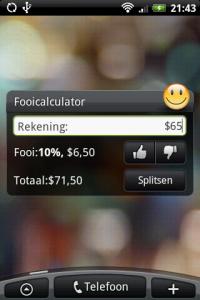 Fooicalculator