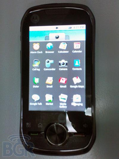 Motorola Opus One