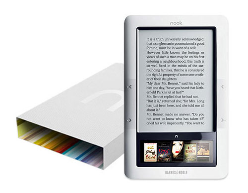 barnes noble nook box