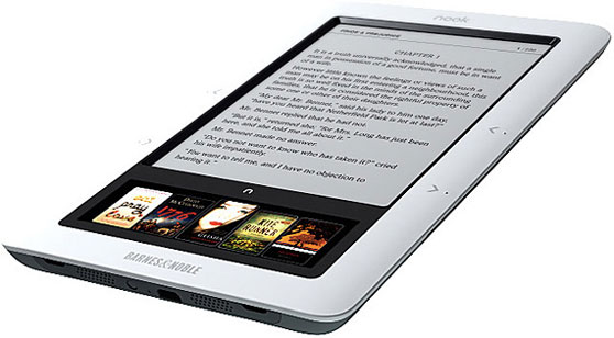 Nook van Barnes & Noble Review: ebookreader met Android