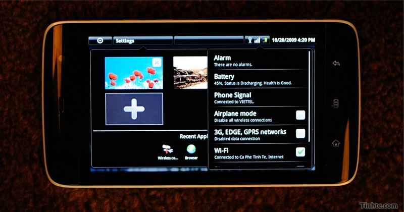 Dell Streak: Android-tablet gepland voor CES 2010
