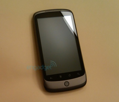 Google Nexus One: specificaties, vanaf 5 januari te koop?