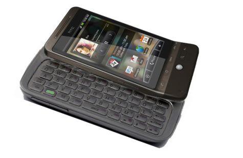 HTC Espresso: een HTC Hero met QWERTY-toetsenbord?