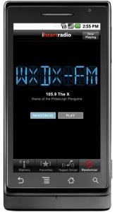 Luister 400 Amerikaanse radiostations met iheartradio voor Android