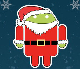 kerst android