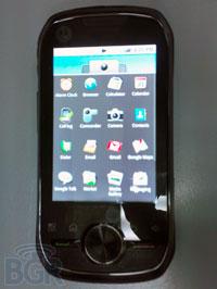Specificaties van Motorola Opus One gelekt: 624MHz Intel-processor