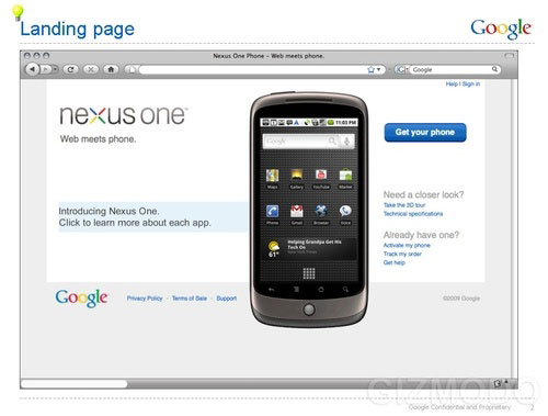 Google-supportforum overspoeld met klachten over Nexus One