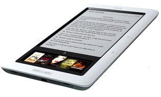 Barnes & Noble werkt aan Nook 2, goedkopere e-reader