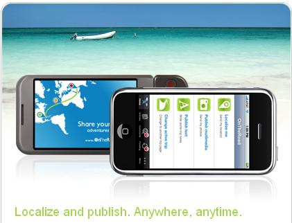 OnTheRoad: maak een reisverslag met je Android-telefoon