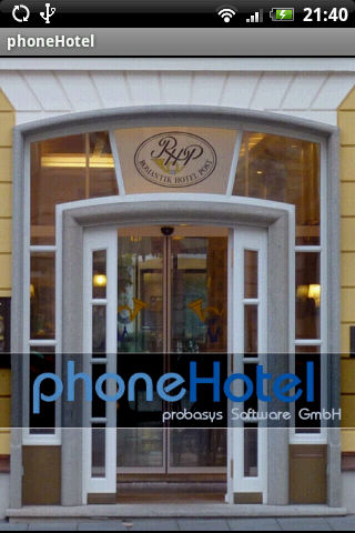 Review: phoneHotel, je Android-telefoon als hotelgids