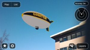 layar zeppelin