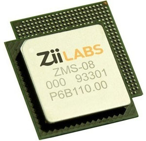 ziilabs chip
