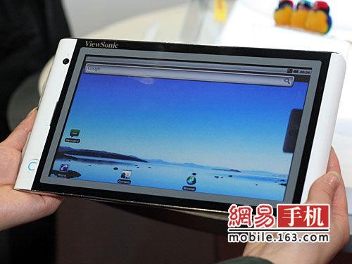 ViewSonic VTablet 101: Alweer een Android-tablet concept