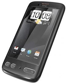 HTC Bravo al vanaf maart in Zweden verkrijgbaar