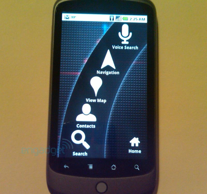 Nexus One verzendprijzen bekendgemaakt