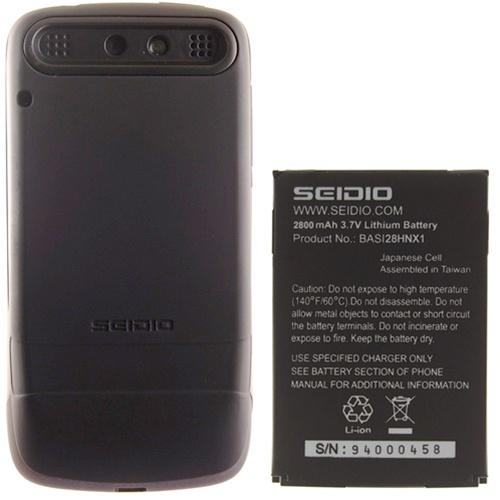 Seidio zorgt voor extra uithoudingsvermogen Google Nexus One