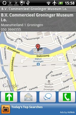 Museum Finder: vind eenvoudig een museum in je directe omgeving