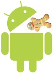 Google ontkent minimale systeemeisen voor Android 3.0 Gingerbread