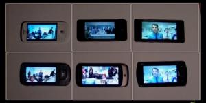 android scherm vergelijking